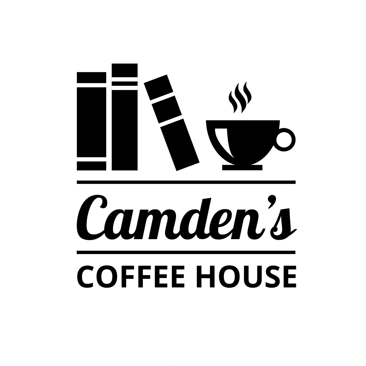 Camden's Coffee House - Homepage